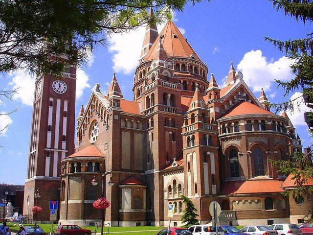 Город Сегед, Венгрия
